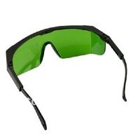 бесплатная доставка / новый анти лазерные защитные очки для защиты зеленый линзы