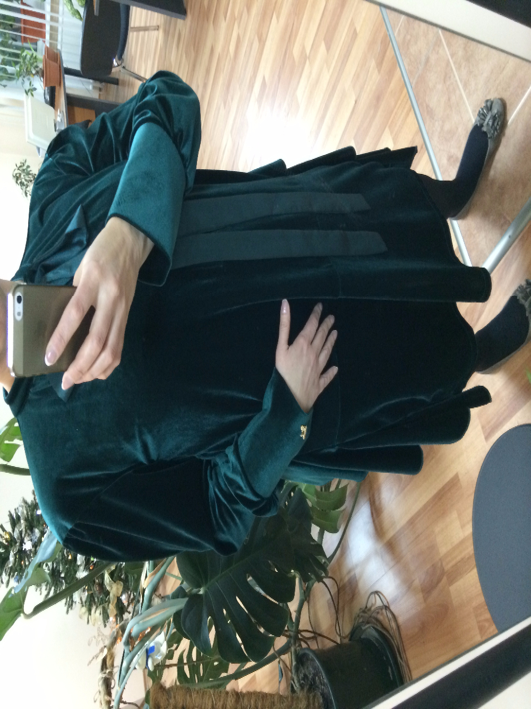 Платье Безумного Шляпника