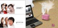 новое поступление новинка пункт по USB супер немой анион увлажнитель воздуха, 30 шт./лот