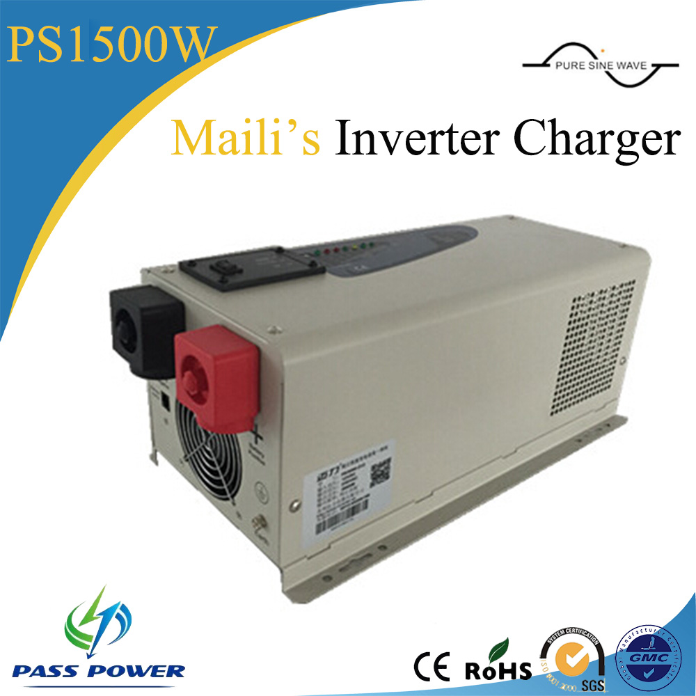 Home,Network,Personal Computers Application and Normal Specification 1500W 12V24V 220V Inverter With Battery Charge computers