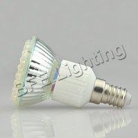 праздничная распродажа 4 шт./лот Е14 60 из светодиодов теплый / холодный белый свет лампы яркий бесплатная доставка новый год