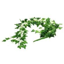 Reptile Terrarium Artificial Plastic Plants Leaves Vines Non-toxic