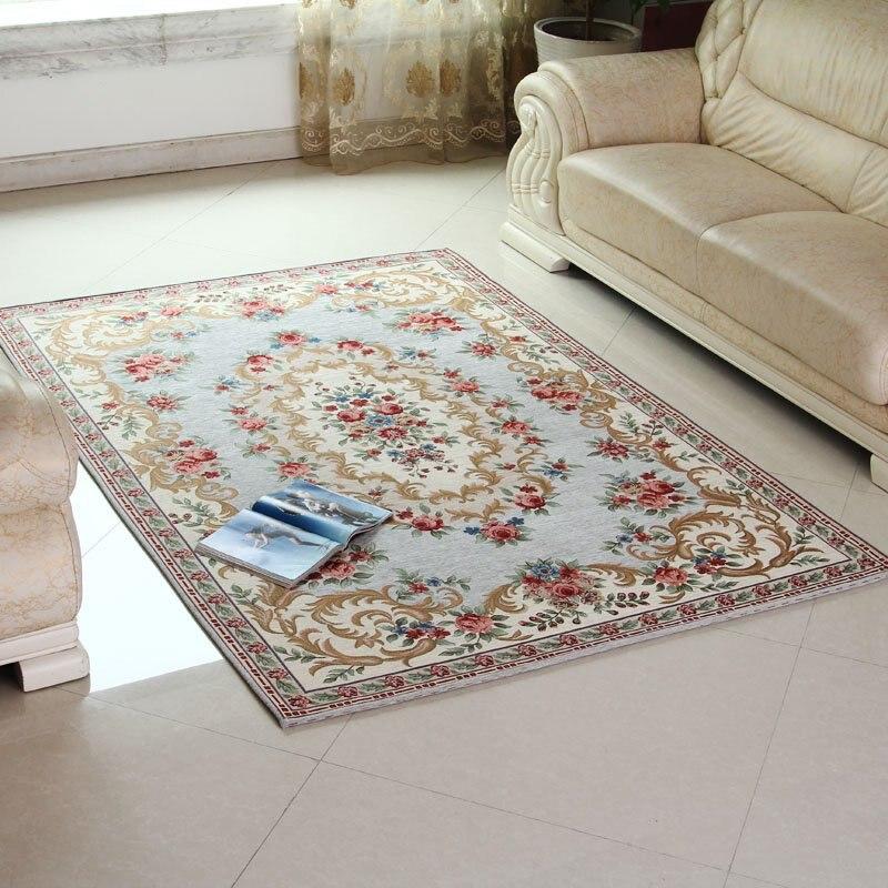 B 029 Light Blue 240X330cm Carpet The Mediterranean Style Living