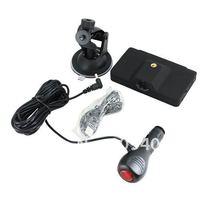 серии к3000 автомобиля автомобильный видеорегистратор 2.7 экран высокой четкости 720 р 5.0 МП угол обзора 120