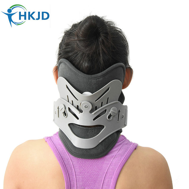 Universal Medical Neck Brace Cervical Collar Suitable For Resetting And Fastening Of Cervical Vertebra Dislocation
