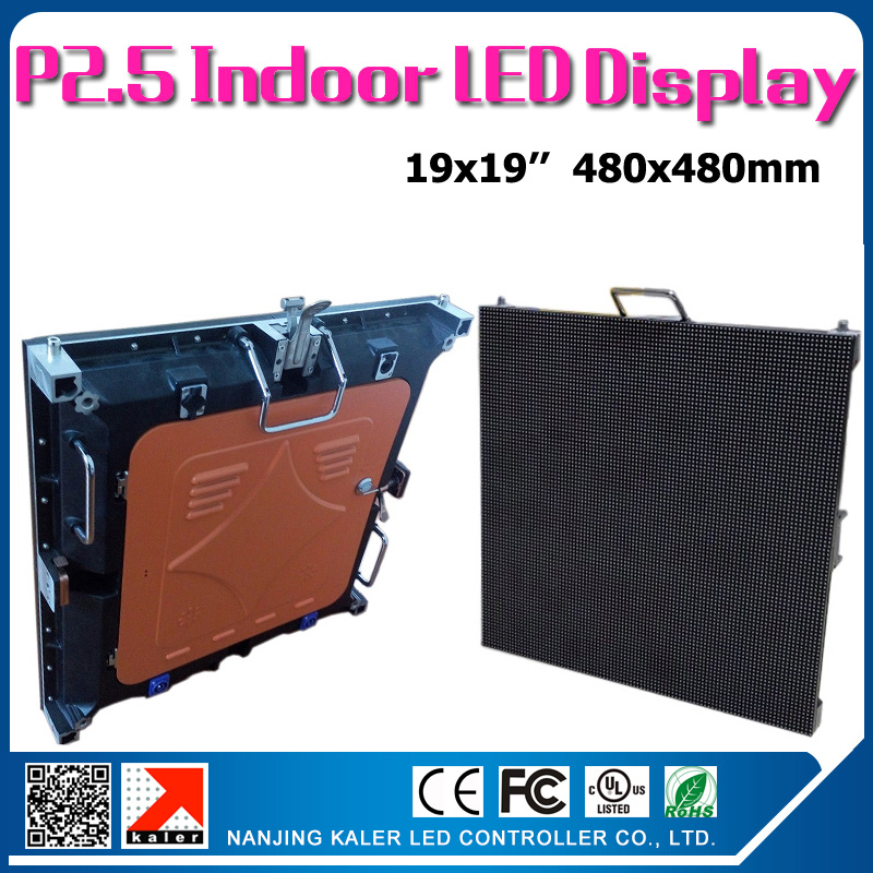 TEEHO Led Cabinet For Rental Led Wall P2.5 Diecast Aluminum Cabinet Also Provide P3 P4 P5 P6 Led Video Wall Indoor Outdoor