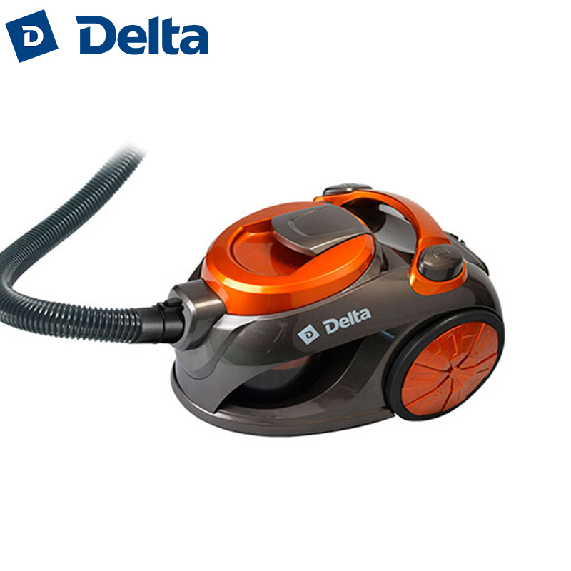 DL-0828 Vacuum cleaner hoover Aspirator 2000W Household use Multilevel filtering and Multi-cyclone systems Airflow control DELTA цена