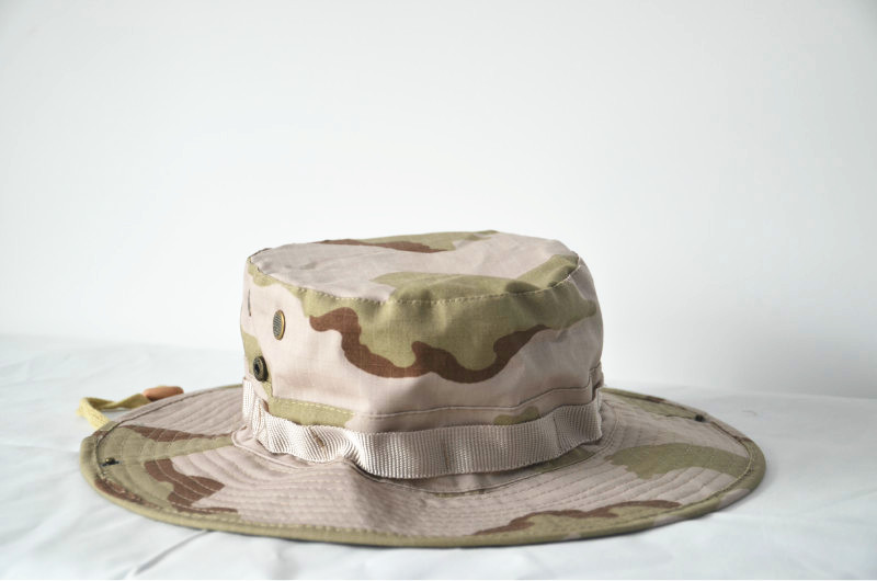 ୧ʕ ʔ୨MultiCam del envío tricolor Militar sombrero de ala ancha del ...