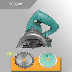 1080W Mini Chainsaw Table Saw Handmade Bench Saw Multifunction Saw Machinery Power Tools Gift saw blade