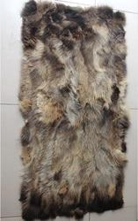 Wholesale Sale Raccoon Fur Plates / Natural Raccoon Fur Skin
