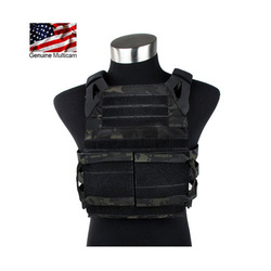 MCBK  Rasputin Item JPC 2.0 tactical vest  MOLLE Multicam Black camo tactical vest YKK zip