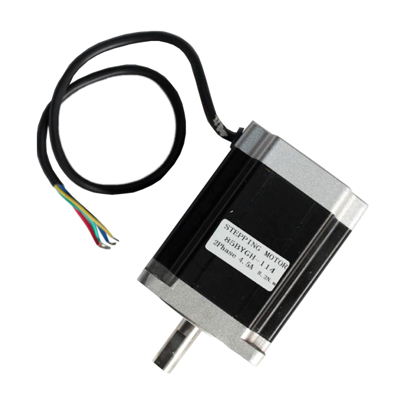 85 stepper motor stepper motor drive 85BYGH-114mm long moment 8.2N.m for cnc milling machine rc2604h stepper motor drive 578 586
