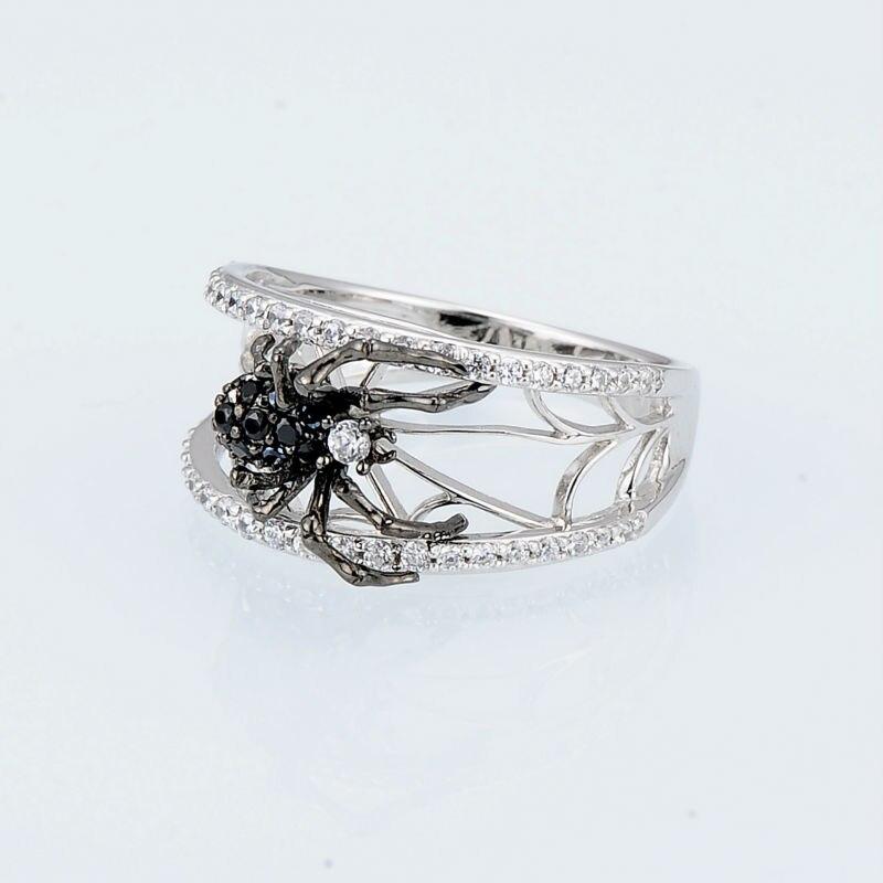 R305208BSNZSK925-SV5-Silver Ring