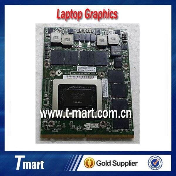 € 266 54 |Original DR11K 0DR11K HGXY3 0HGXY3 N12E Q3 A1 NVIDIA Quadro 4000  M 2 GB GDDR5 MXM 3 0 VGA para DELL M6600 M6700 tarjeta gráfica en