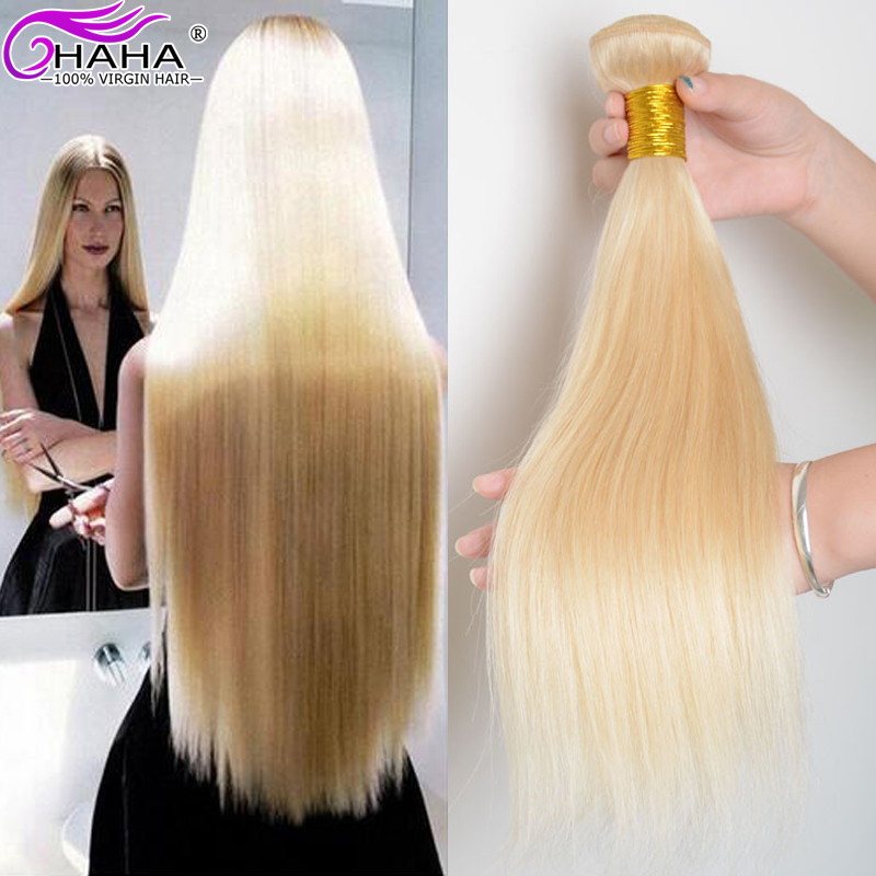 Honey Blonde Russian Hair Weave 613 Virgin 1pcs Lot Human Extensions No Shedding WeftsAliexpress UK On Aliexpress
