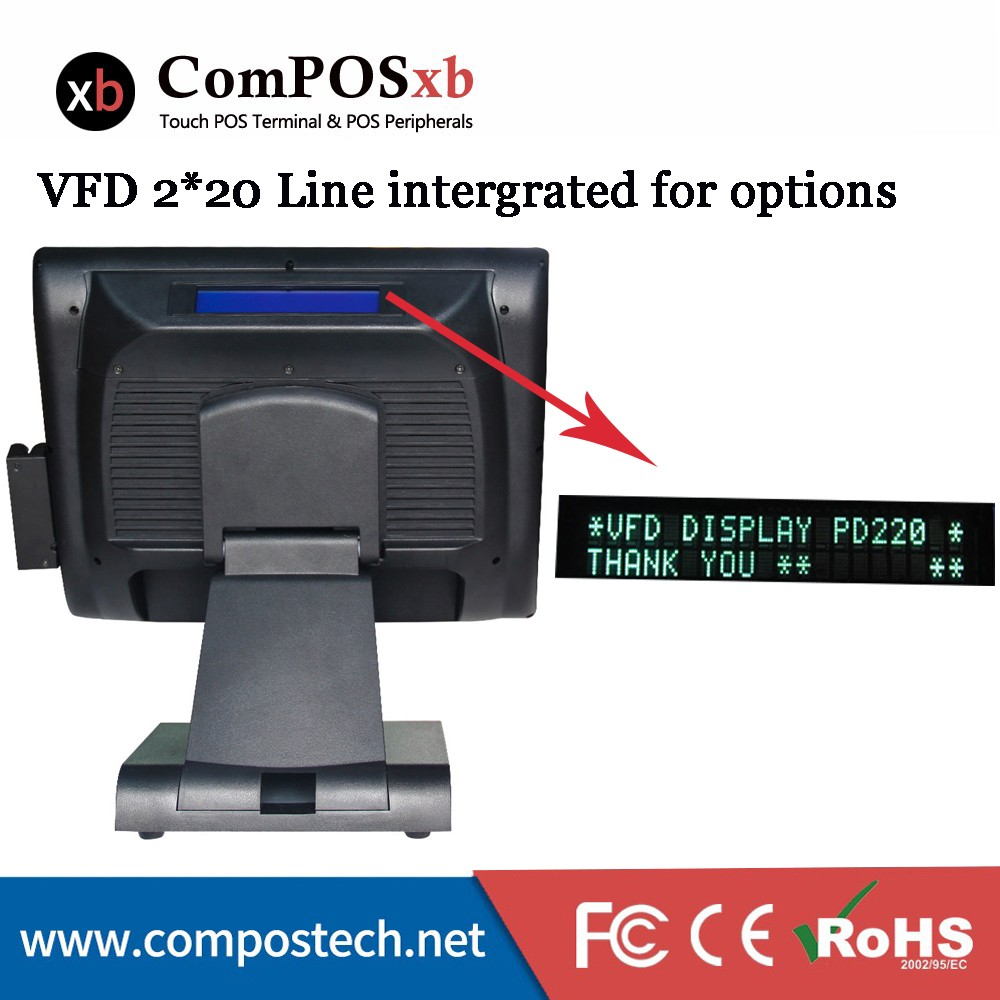 2119 With VFD