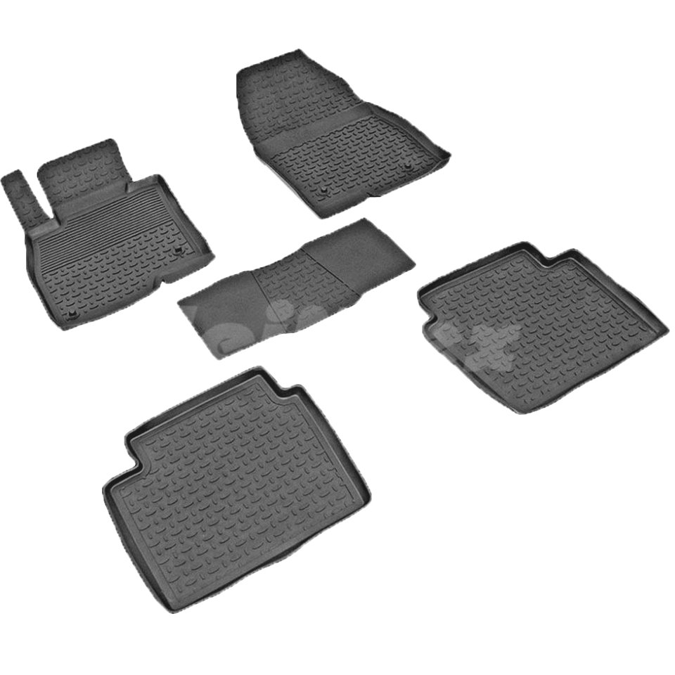Rubber floor mats for Mazda 6 2013 2014 2015 2016 2017 2018 Seintex 83982 for honda cb500f cb500x cb 500f 2013 2014 2015 2016 motorcycle accessories short brake clutch levers logo cb500f