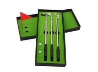 0 7mm Black Ink High Quality Mini Golf Driving Range Gift Set