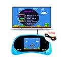 RS-8A Video Game Console 8 Bits 2.5 polegada Jogador Handheld Do Jogo Criada Em 260 Diferentes Jogos Tetris Jogo Cor das Crianças
