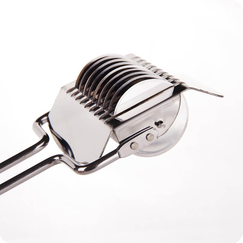 Stainless Steel DIY Manual Noodle Making Machine Pressing Pasta Machines Multifunction Rolling...
