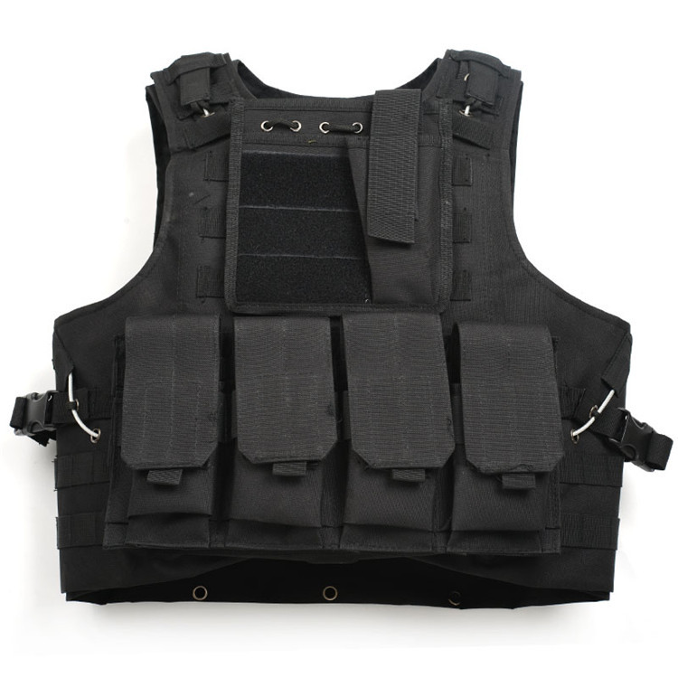ФОТО Black and Multicam CS Paintball Vest Tactical Military Combat Assault Vest Outdoor Training Hunting Waistcoat Safety Clothing