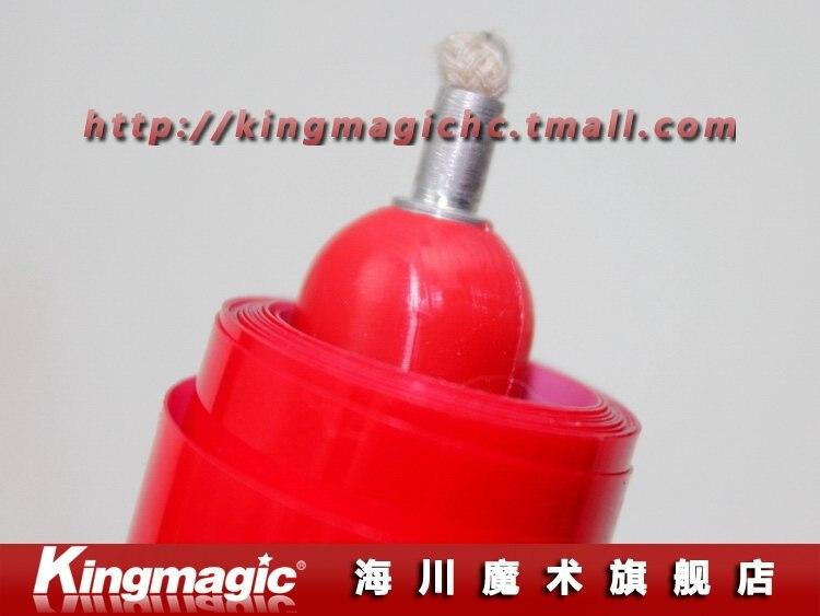 Магия свечи исчезают свечи корейский Best качество белый или красный магический реквизит Волшебные трюки этап магия