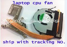 New for Acer Aspire S3 S3-391 S3-951 Laptop Cpu Fan Heatsink free thermal paste ,Free shipping ! !