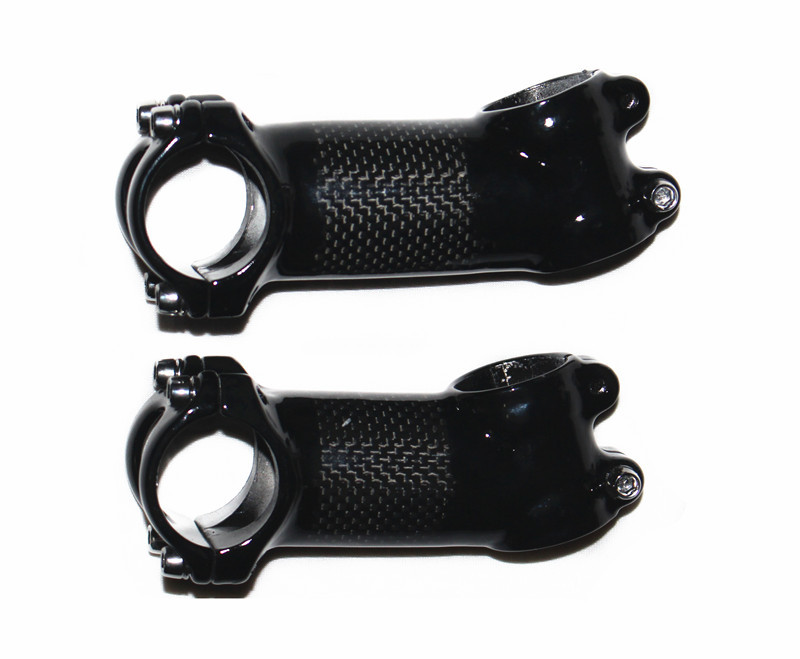 Famous brand bike carbon fiber rod diameter risers car Headset fork rod can be customized LOGO/80MM 100MM|bike riser|can car|  - title=