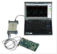 Best price Hantek 6102BE High quality Metal Shell USB Digital Virtual Oscilloscope 100MHz 250MS/s Hantek6102BE PC based USB Oscilloscope