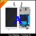 Free Shipping + Tracking No. + Tools 100% tested  For LG Optimus G2 D800 D801 D803 F320 LCD Screen Assembly Frame - White/Black