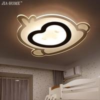 Creative Monkey Study Room Ceiling Lights Indoor Lighting Led Luminaria Abajur Modern Led Ceiling Lights For