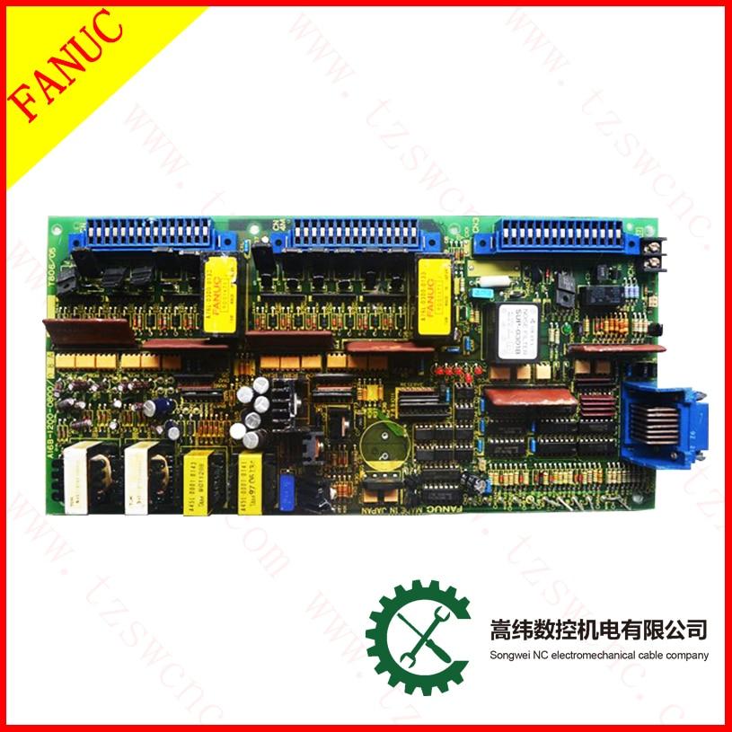 FANUC circuit boards cnc spare parts A16B 1200 0800 for cnc machine
