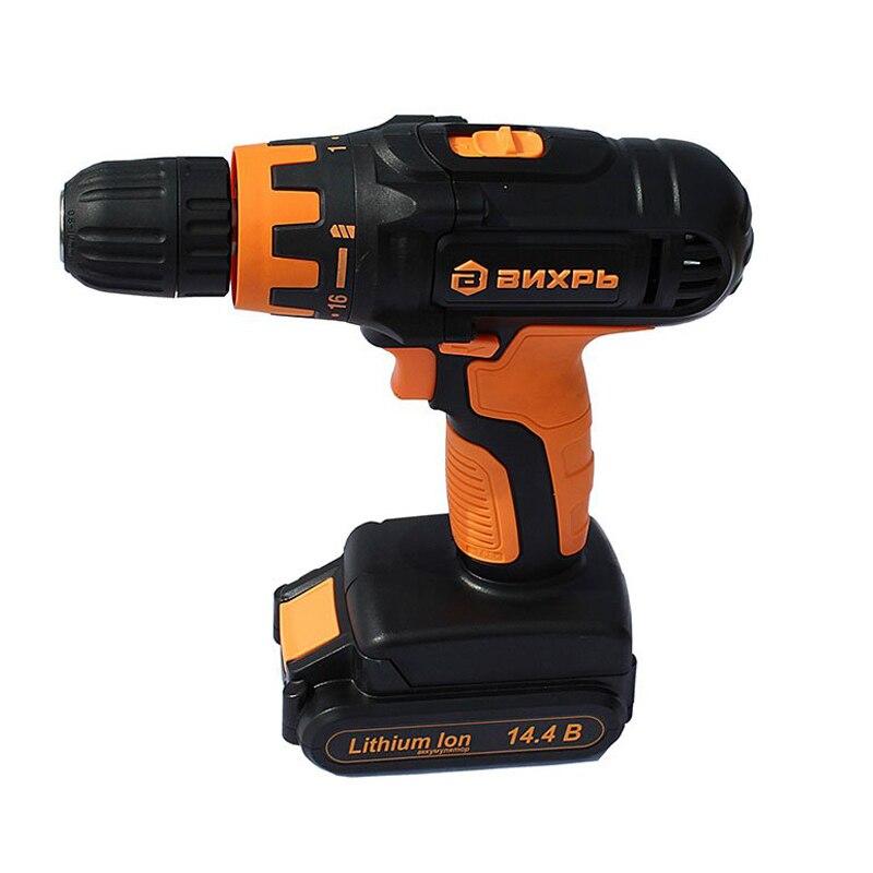 Cordless Drill/Driver Vihr DA-14L-2K bcr8pm 14l bcr8pm