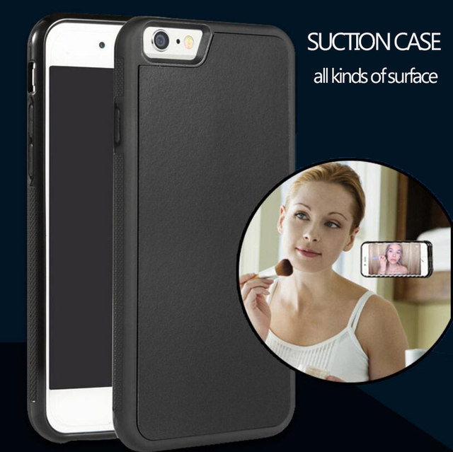 Anti-Gravity Selfie Phone Case Without Being Sticky For iPhone 5/5s Protective Cover