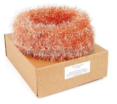 22m/box UK FRASER 801 Copper Anti-Static Tinsel For Neutralising Sheets & Webs original usa takk anti static tinsel