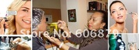 бесплатная доставка портативный макияж аэрограф система мини компрессор 5 скорость аэрограф татуировки 24 часа с переменным рабочая