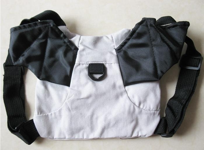 50 шт в наборе, приятель «божья коровка» и «летучая мышь» для маленьких накладной рюкзак с анти-потерянный ремень/Малыш Жгут