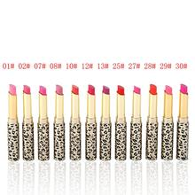Professional 12pcs/lot Makeup Lipstick set Waterproof long lasting Cosmetic Lip Gloss Rouge