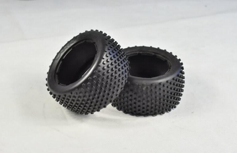 Задние грязевые шины набор для HPI. KM. ROVAN 1/5 Baja 5B