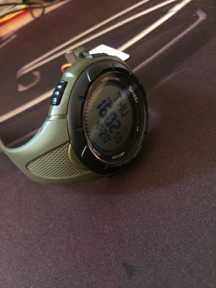 Skmei Outdoor Sport Watch Men Compass Alarm Clock Countdown Watches 5bar Waterproof Digital Watch Relogio Masculino 1232 Watch Jaragar Watch Timerwatch Stone Aliexpress