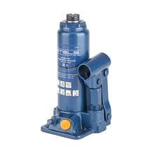 Домкрат гидравлический STELS 51101 (Грузоподъемность 2 т, бутылочный, высота подхвата 18.1 см, высота подъема 24.5 см)