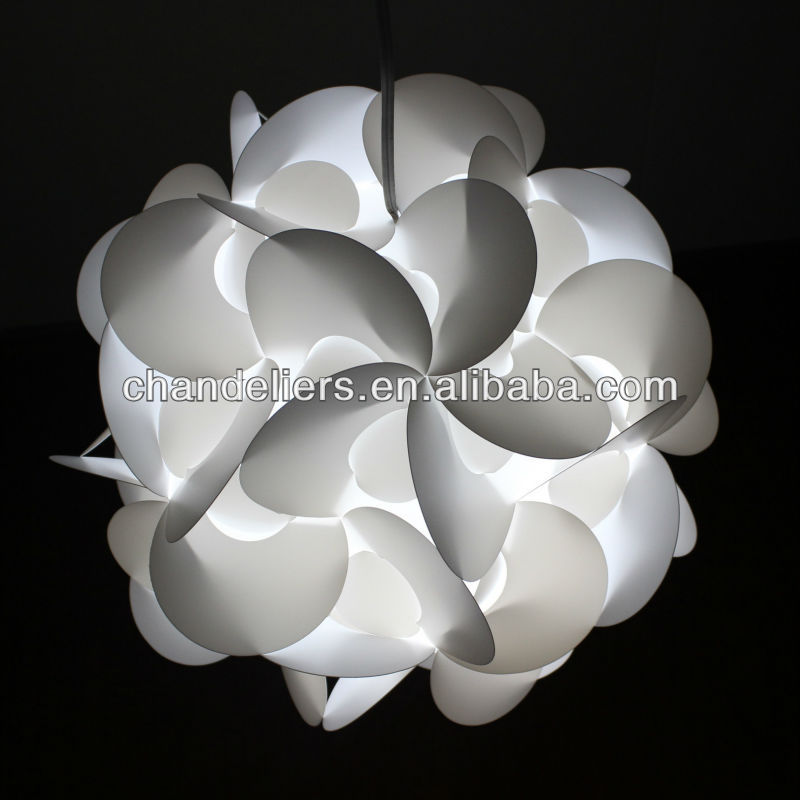 Popular with european flower shade iq jigsaw lamp light pendant img3780 aloadofball Choice Image
