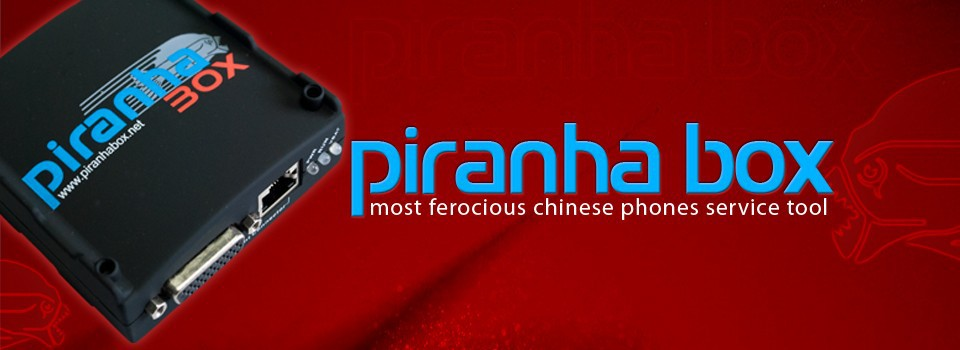Piranha box for Repairing Chinese Phones Service Tool-in