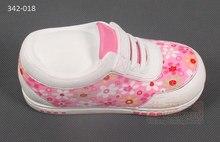 Мусс Форма для пирога 342-018 _ Little обувь маленьких детей обувь силиконовые формы торт шоколадный фондан