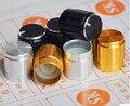 Frete Grátis!! 5 pcs Potenciômetro botão/botão de alumínio/diâmetro 15 MM/alta 17 MM 15*17/Eletrônico componente