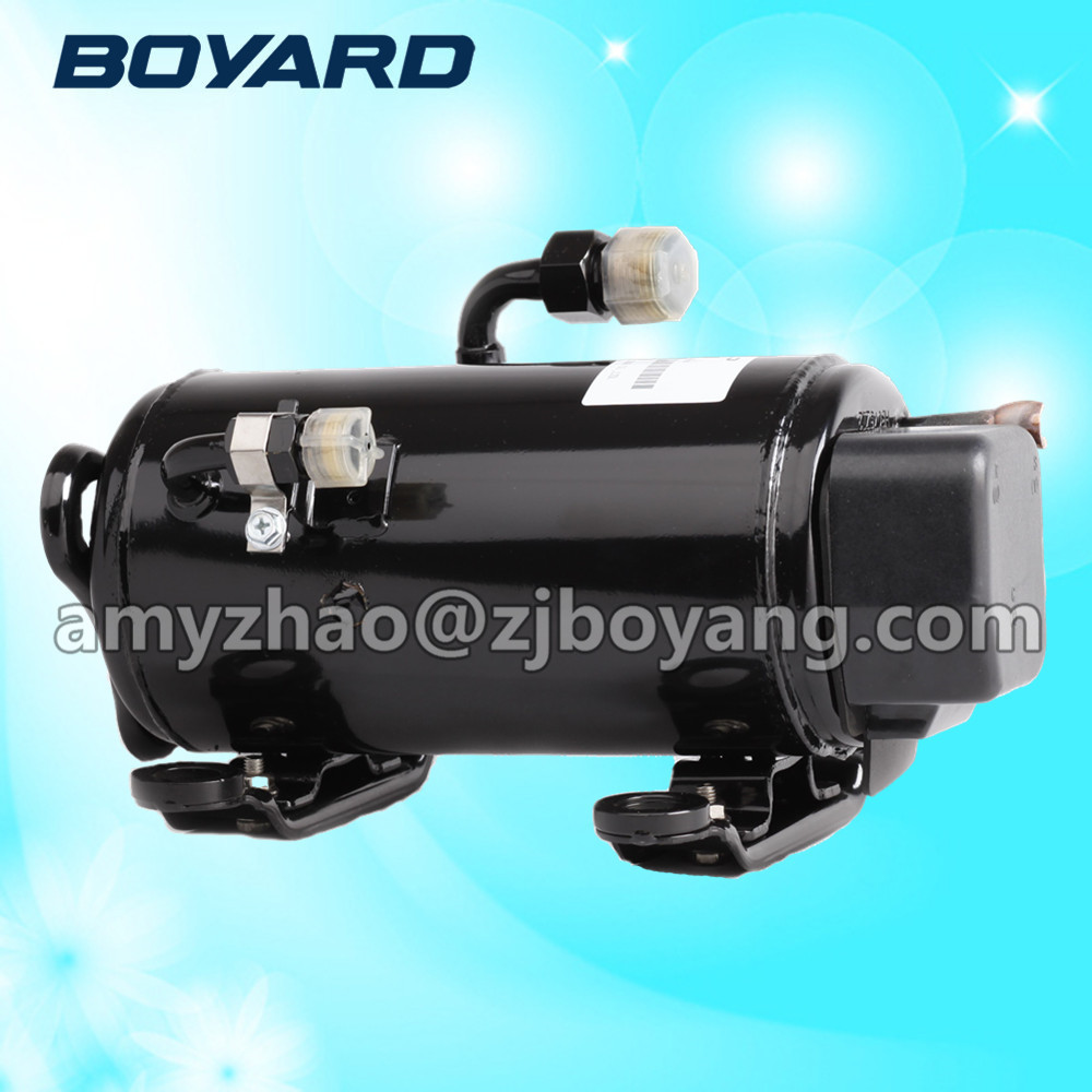 DC 12V 24V Auto a/c compressor for Recreational Vehicles Motor Homes Camper Vans Caravans and Luxury air conditioning