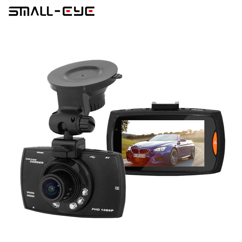 imágenes para Novatek 96220 Coches DVR Cámara Full HD 1080 G30 Coche cámara de 2.7 Pulgadas LCD G-sensor HDMI de La Visión Nocturna Cam Grabadora 8134