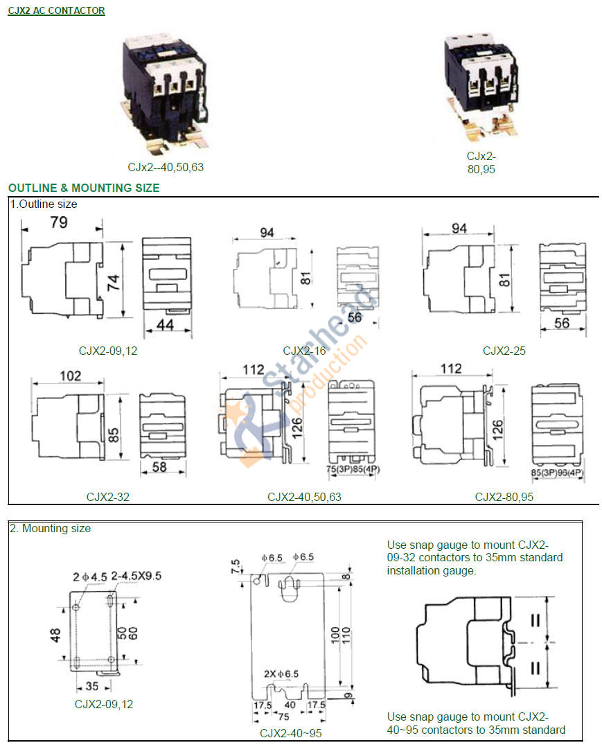 Original chint electrical circuit ac contactor cjx2 1201 cjx2 220v getsubject aeproduct cheapraybanclubmaster Images