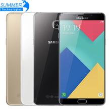 "2016 Original Unlocked Samsung Galaxy A9 A9100 Mobile Phone Octa Core Dual SIM 6"" 16.0MP Camare 4GB RAM 32GB ROM Smartphone"