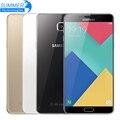 2016 original desbloqueado samsung galaxy a9 a9100 teléfono móvil octa núcleo Dual SIM 6 ''16.0MP Camare 4 GB RAM 32 GB ROM Smartphone